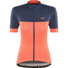 Triple2 Velozip Performance Jersey Donna, living coral